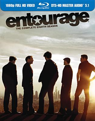 ENTOURAGE:COMPLETE EIGHTH SEASON BY ENTOURAGE (Blu-Ray)
